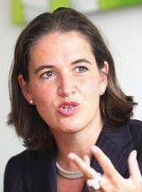 Stimmtrainerin Katrin HAgenbeck aus Salzburg und Linz Rethoriktraining